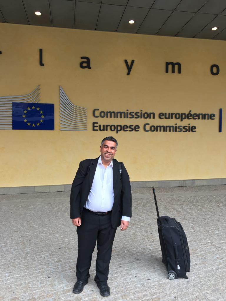 Brisel EU commision march 2018